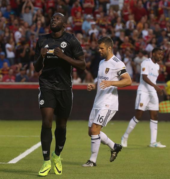 Herrera chỉ ra tầm quan trọng của Lukaku trong đội hình Man United - Bóng Đá