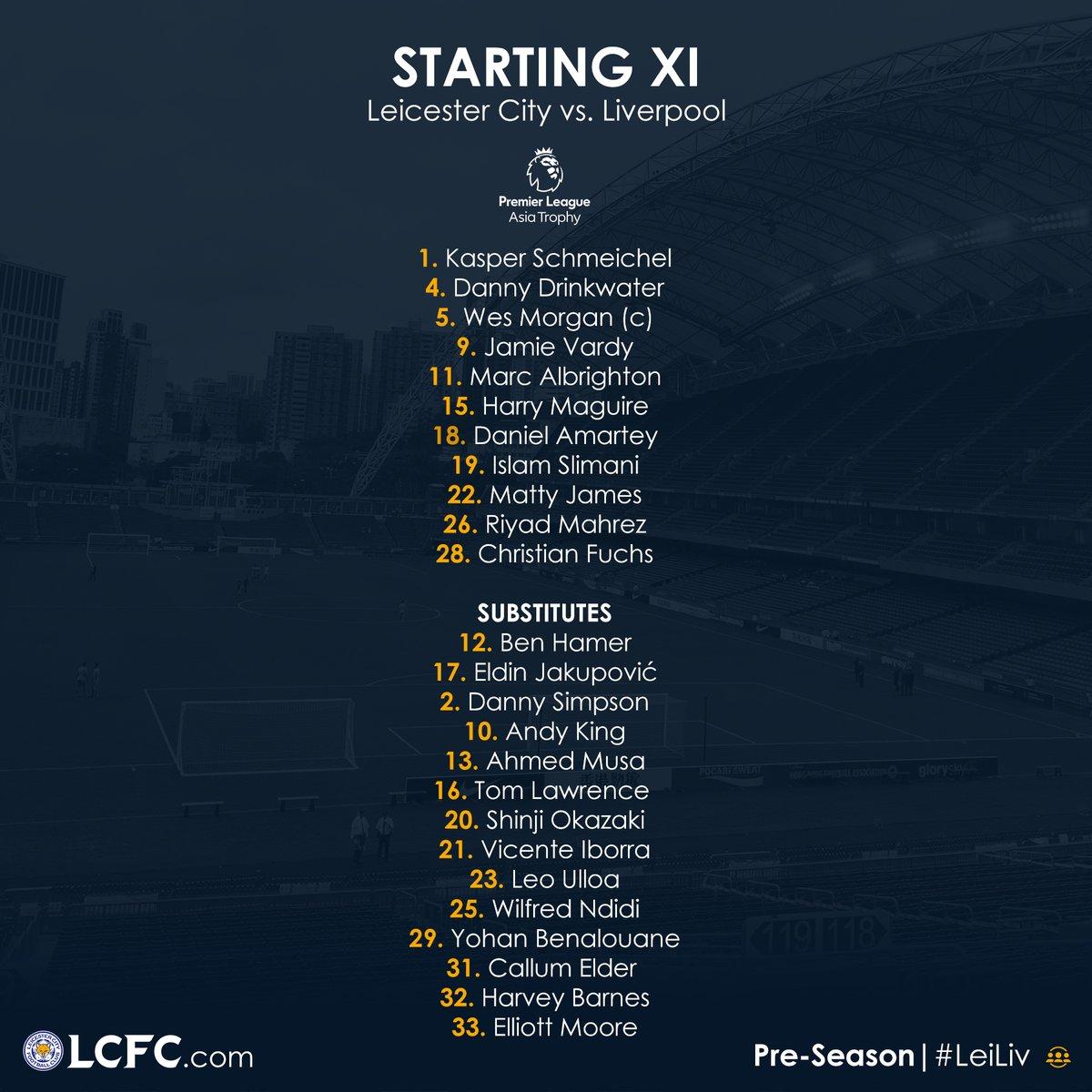 TRỰC TIẾP Leicester 1-0 Liverpool: Đúng chất Anh (H1)