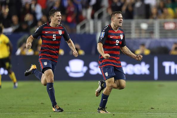 Ghi bàn phút cuối, tuyển Mỹ lên ngôi kịch tính tại Gold Cup - Bóng Đá