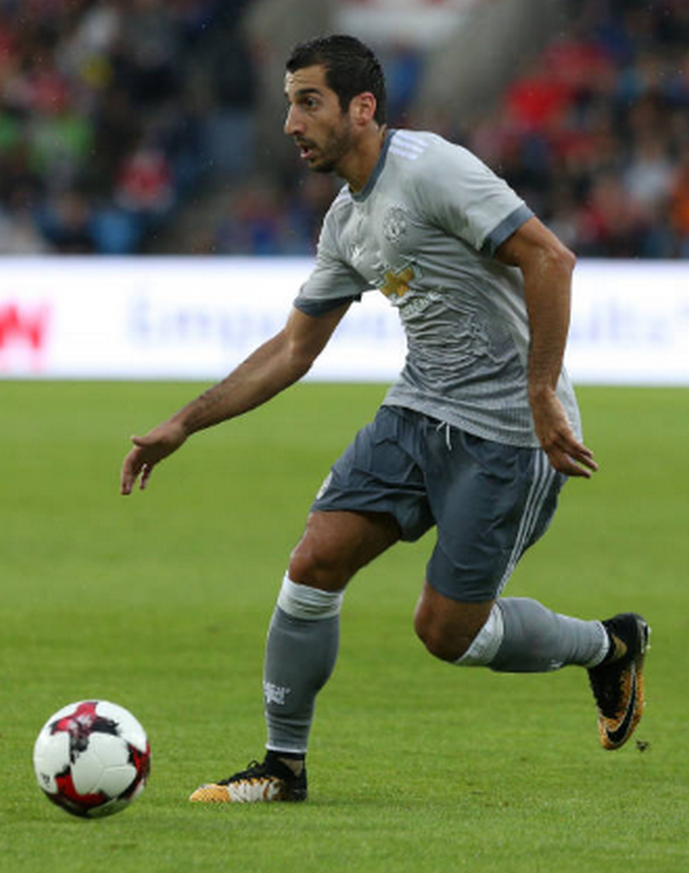 Chấm điểm Man United: Fellaini ở lại, không đi đâu hết! - Bóng Đá