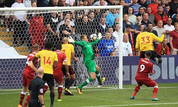 TRỰC TIẾP Watford 1-0 Liverpool: 'Gáo nước lạnh' cho Liverpool (H1) - Bóng Đá