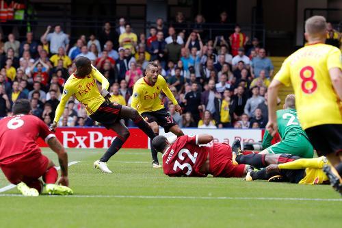 TRỰC TIẾP Watford 2-1 Liverpool: Hàng phòng ngự tệ hại (H1) - Bóng Đá