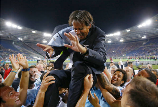 Juventus 2-3 Lazio: Ngày Inzaghi lên tiếng - Bóng Đá