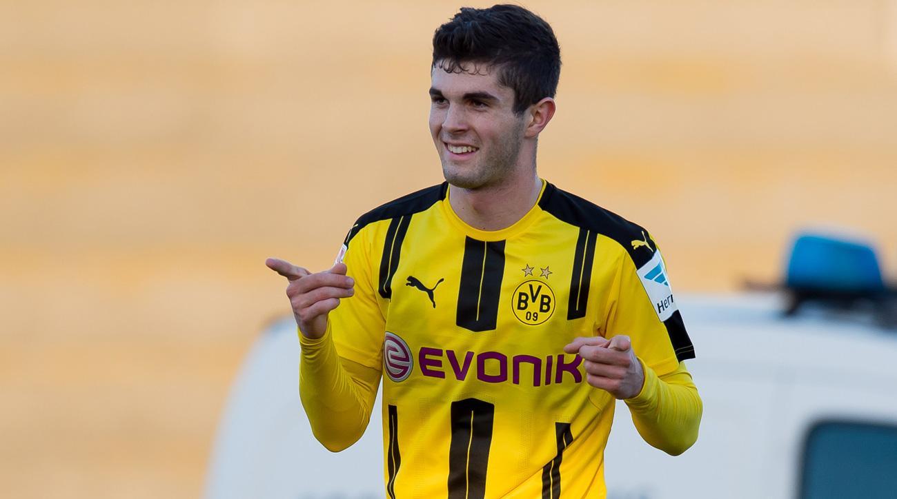 Top cầu thủ U20 xuất sắc nhất Bundesliga (Phần 4) - Bóng Đá