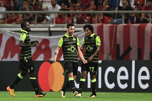 Olympiacos 2-3 Sporting CP: Suýt chết vì chủ quan - Bóng Đá