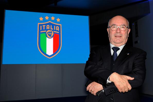 ảnh italia ra mắt logo mới - Bóng Đá