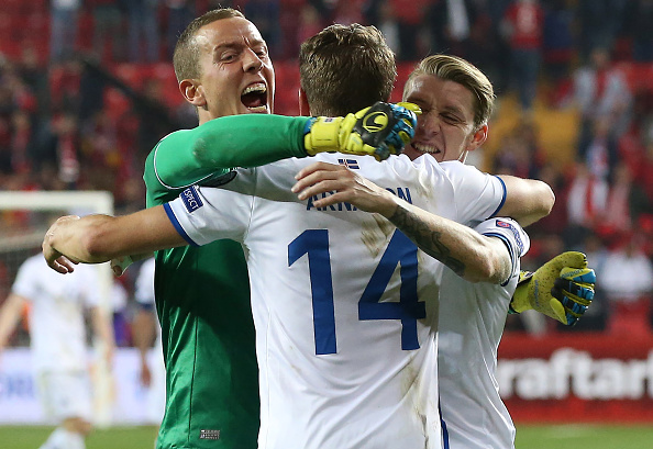 Thổ Nhĩ Kỳ 0-3 Iceland - Bóng Đá