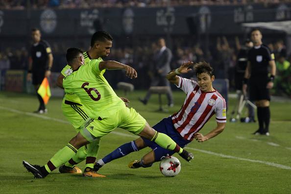 Paraguay đá ngu mất vé World Cup - Bóng Đá