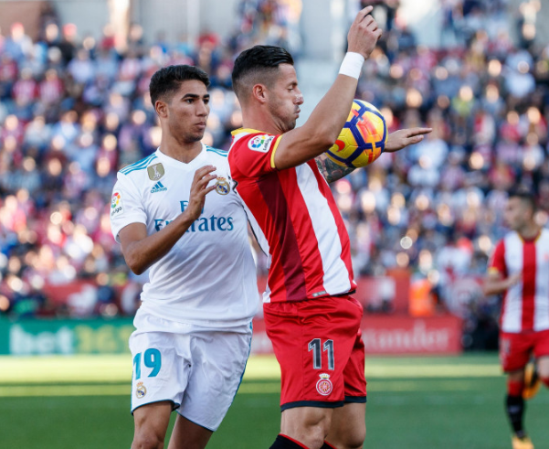 TRỰC TIẾP Girona 0-1 Real Madrid: Cột dọc và bàn thắng (Hiệp 1) - Bóng Đá