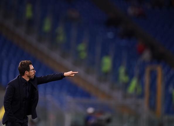 Sút cứ như 'bắn chim', Roma lại khiến CĐV thót tim (tin+ảnh) - Bóng Đá