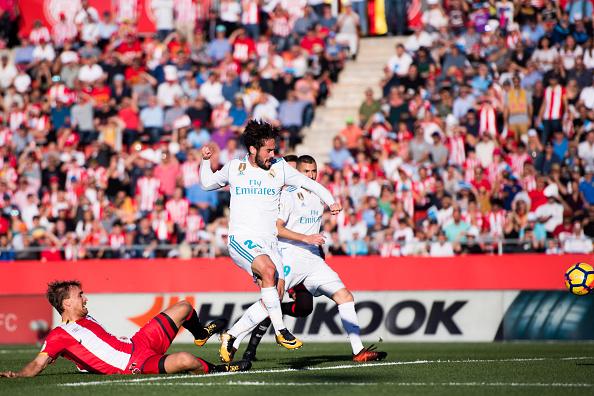 TRỰC TIẾP Girona 0-1 Real Madrid: Ronaldo kém may (Hiệp 1) - Bóng Đá