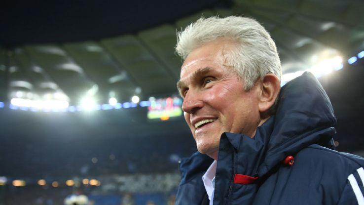 Trở lại Bayern không lâu, Heynckes giúp Hùm xám lập nhiều kỷ lục - Bóng Đá