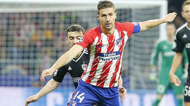 Đội trưởng Atletico chửi tục khi nói về Europa League - Bóng Đá
