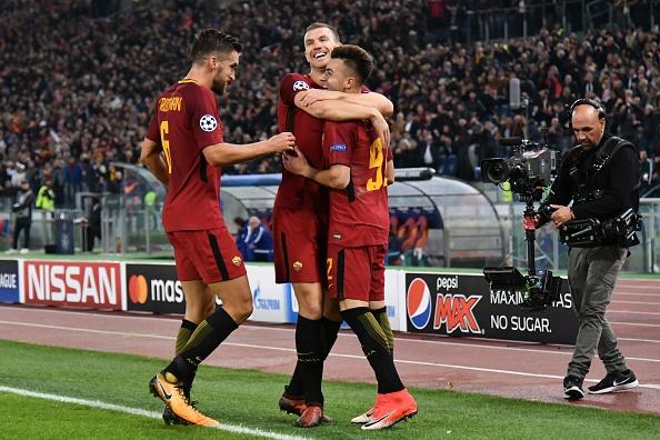 Đánh bại Chelsea, Roma lập 2 cột mốc khủng - Bóng Đá