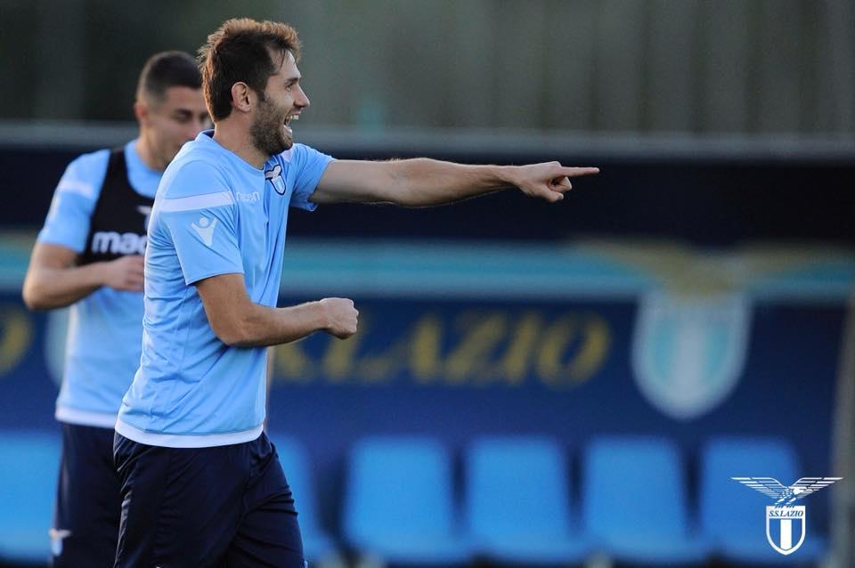 Lazio tập luyện - Bóng Đá