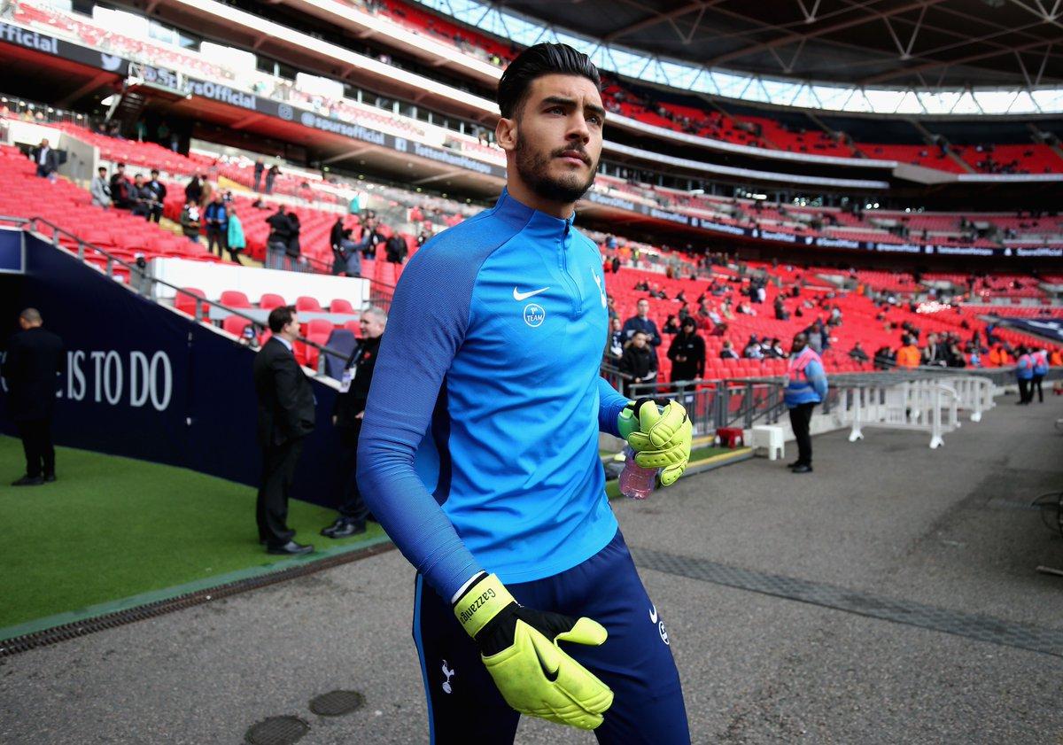 NÓNG: Tottenham tiếp Palace bằng thủ môn gần 2 năm chưa ra sân - Bóng Đá