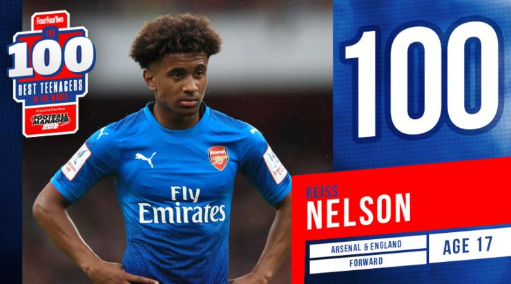 Top 100 cầu thủ trẻ xuất sắc nhất năm 2017 (Phần 1): 'Người bạn' Man United - Bóng Đá