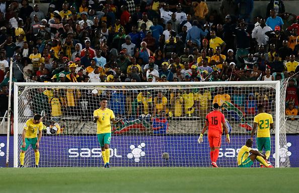 Đá lại, Nam Phi cay đắng lỡ hẹn với World Cup - Bóng Đá