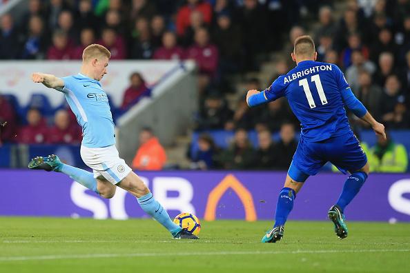 TRỰC TIẾP Leicester City 0-2 Man City: Siêu phẩm của De Bruyne (Hiệp 2) - Bóng Đá