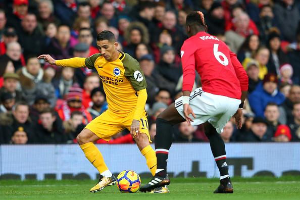 TRỰC TIẾP Man United 0-0 Brighton: Âu lo (Hiệp 1) - Bóng Đá
