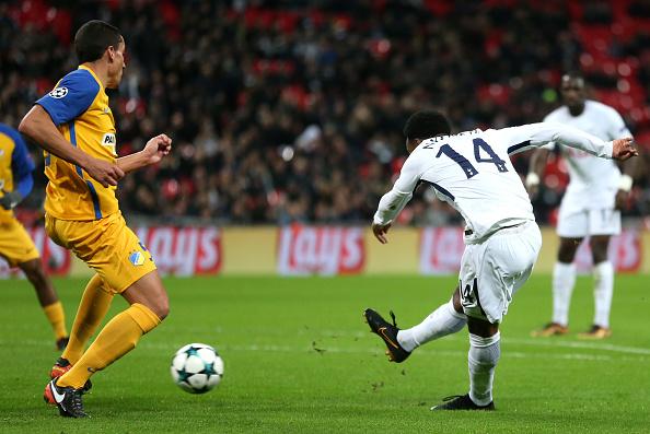Thủ môn APOEL thất thần vì Tottenham quá 'khủng khiếp' - Bóng Đá