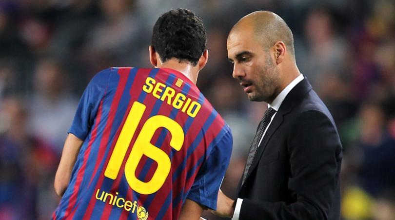 Chi 56 triệu eruo, Pep Guardiola muốn tái hợp học trò cũ - Bóng Đá
