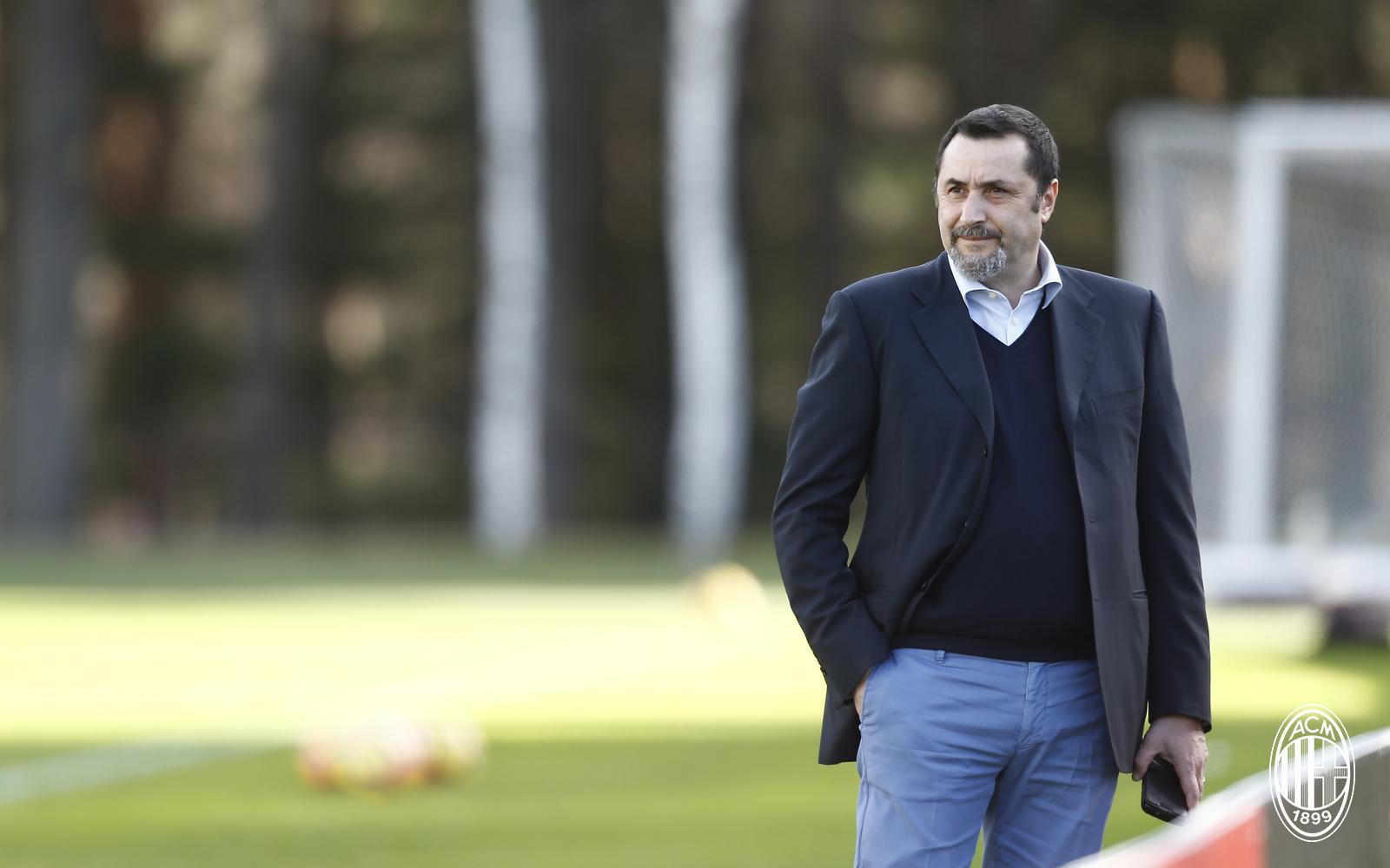 Sếp lớn động viên, Gattuso vẫn chưa hết căng - Bóng Đá