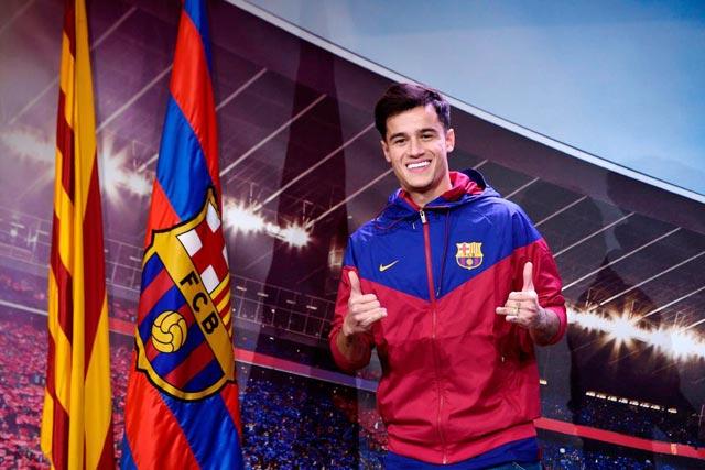 Coutinho cẩn thận! Camp Nou là mảnh đất giữ với người Brazil - Bóng Đá