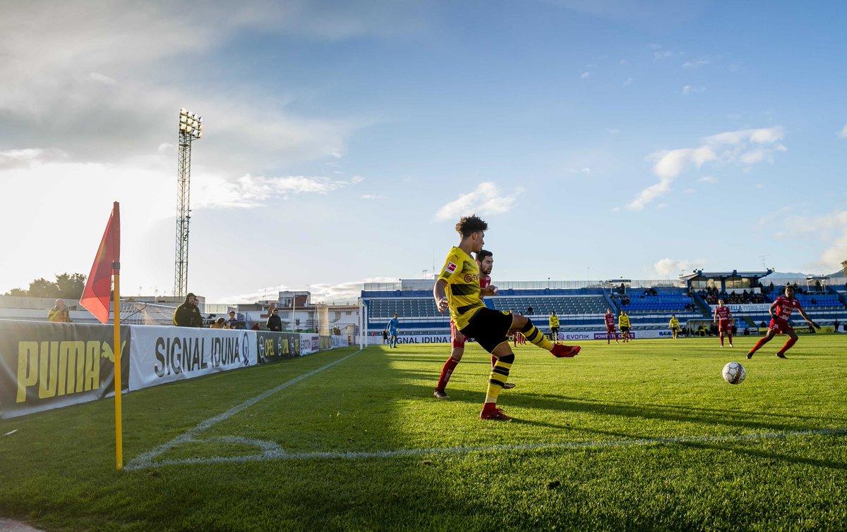 Aubameyang lập cú đúp, Dortmund thắng kịch tính đại diện Bỉ - Bóng Đá