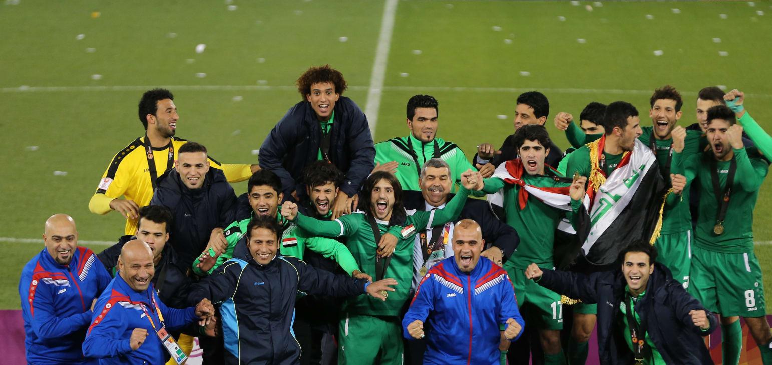Nhận diện U23 Iraq: Đồng đều, kỹ thuật và...rất mạnh - Bóng Đá