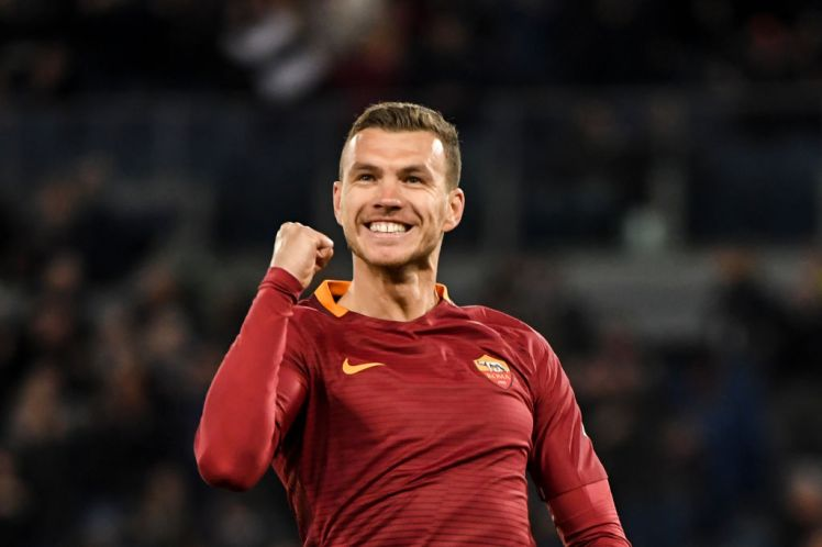 NÓNG: Roma đồng ý mức giá Chelsea hỏi mua Dzeko - Bóng Đá