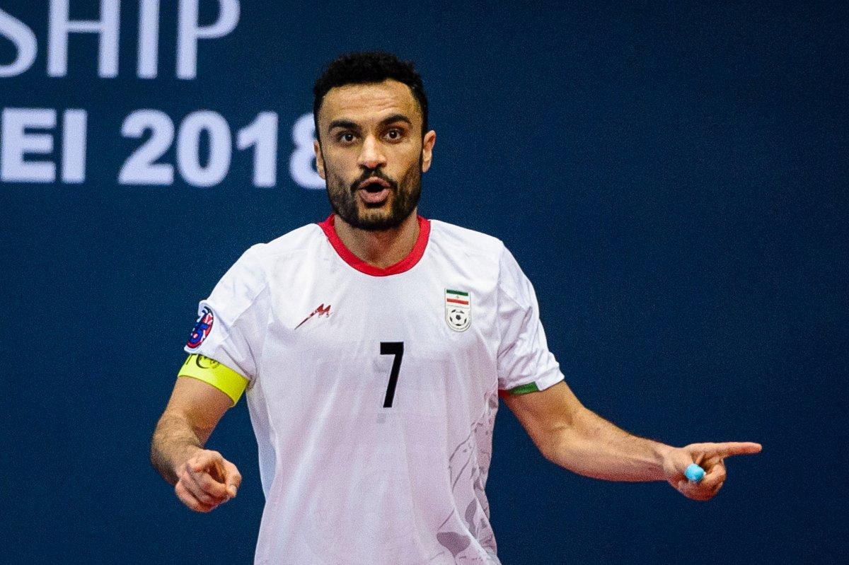Hủy diệt giải đấu, Iran lên ngôi Futsal Châu Á - Bóng Đá