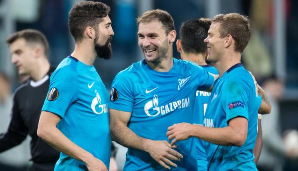 Cựu sao Chelsea nổ súng, Zenit lội ngược dòng giành vé đi tiếp - Bóng Đá