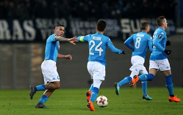 Thắng thuyết phục Leipzig, Napoli vẫn tức tưởi rời cuộc chơi - Bóng Đá