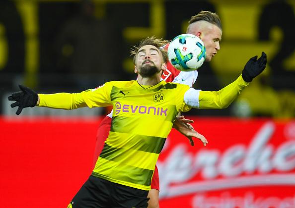 Reus tiếp tục nổ súng nhưng Dortmund chia điểm đáng tiếc - Bóng Đá