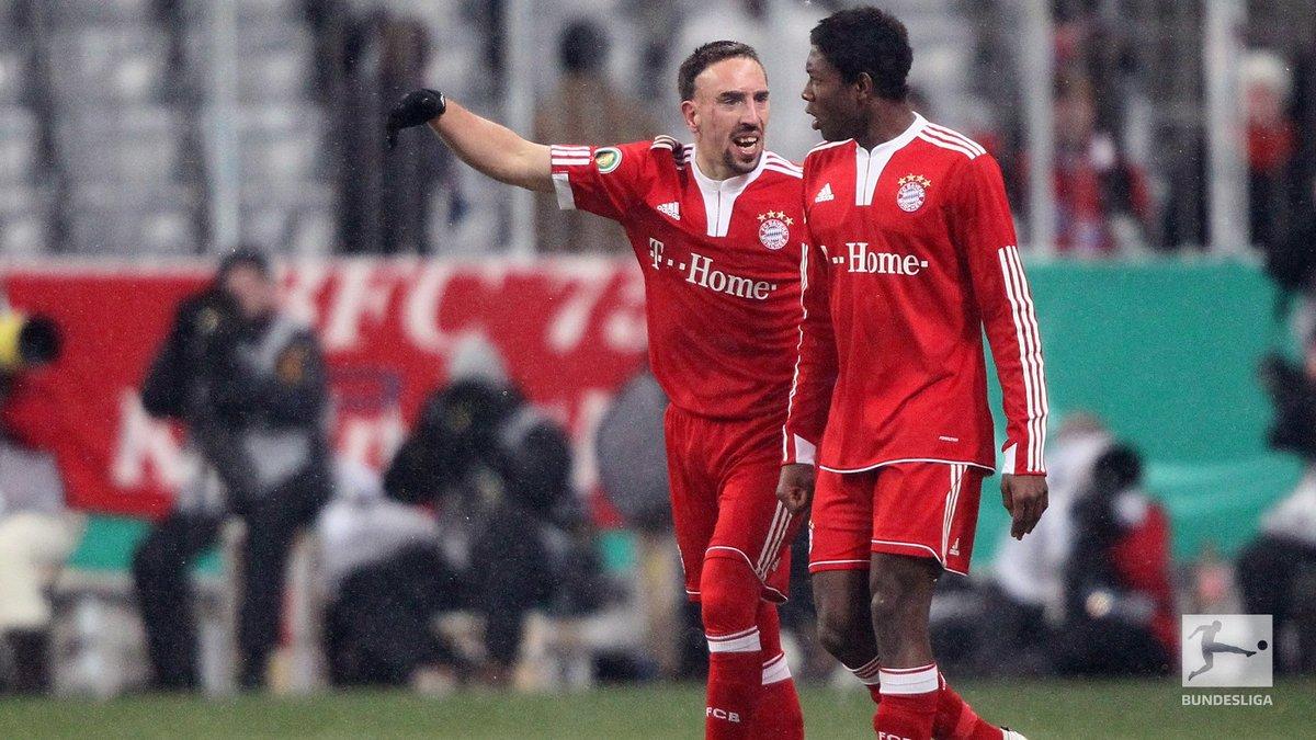 Ribery - Alaba, định mệnh ta gặp nhau - Bóng Đá