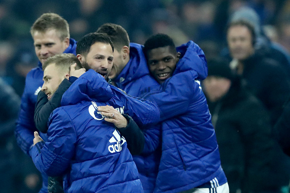 'Juventus' giúp Schalke chiếm ngôi Dortmund - Bóng Đá