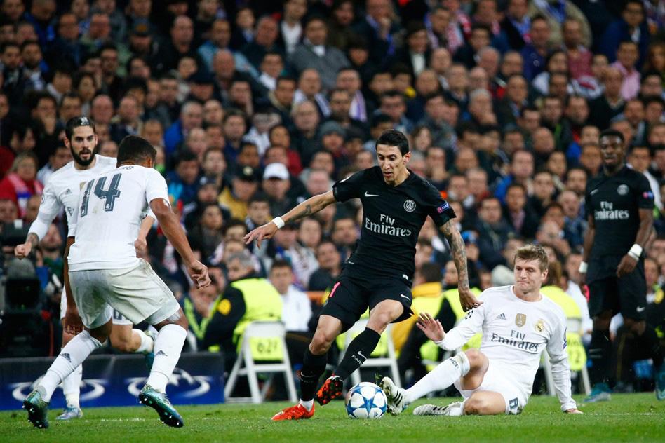 02h45 ngày 07/03, PSG vs Real Madrid: Thiên thần chấp cánh PSG? - Bóng Đá