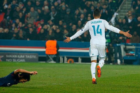 Chấm điểm Real sau trận PSG: Ronaldo xếp sau 2 người - Bóng Đá