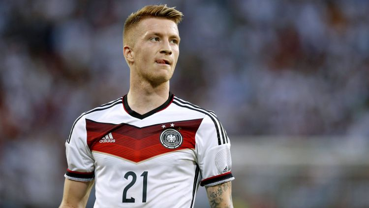 Không một CLB Bundesliga nào an toàn trước Marco Reus, kể cả Dortmund - Bóng Đá