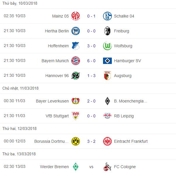 Sau vòng 26 Bundesliga: Siêu Lewy đưa Hùm xám gần chức vô địch - Bóng Đá