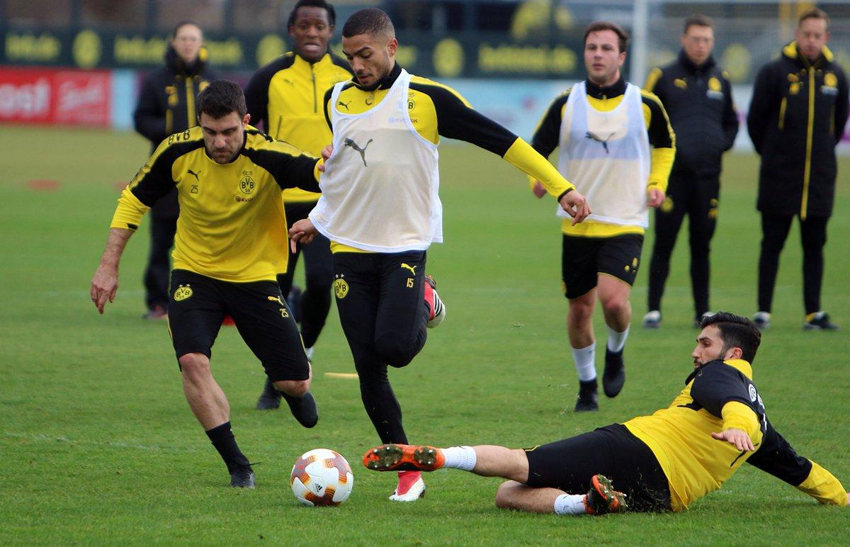 Tích cực tập luyện, Dortmund quyết sửa sai tại nước Áo - Bóng Đá