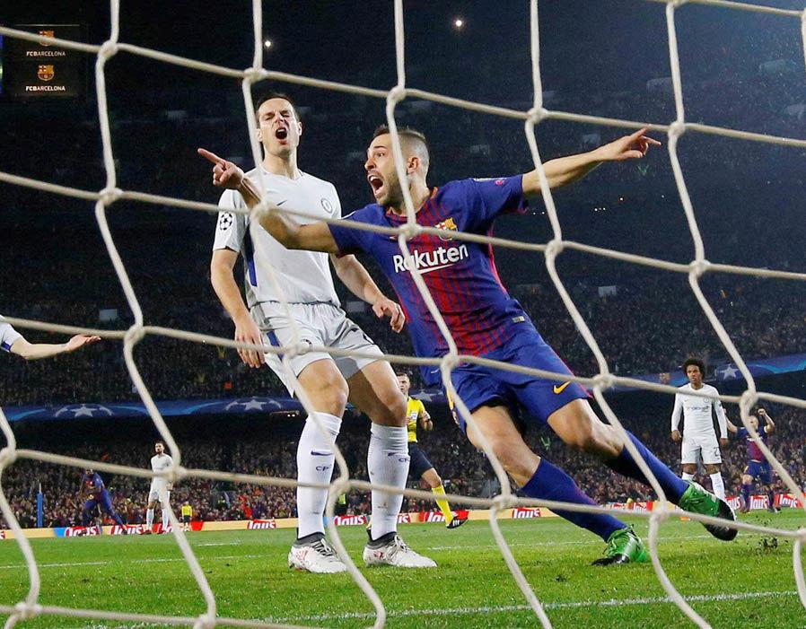 Chấm điểm Chelsea sau trận Barcelona - Bóng Đá