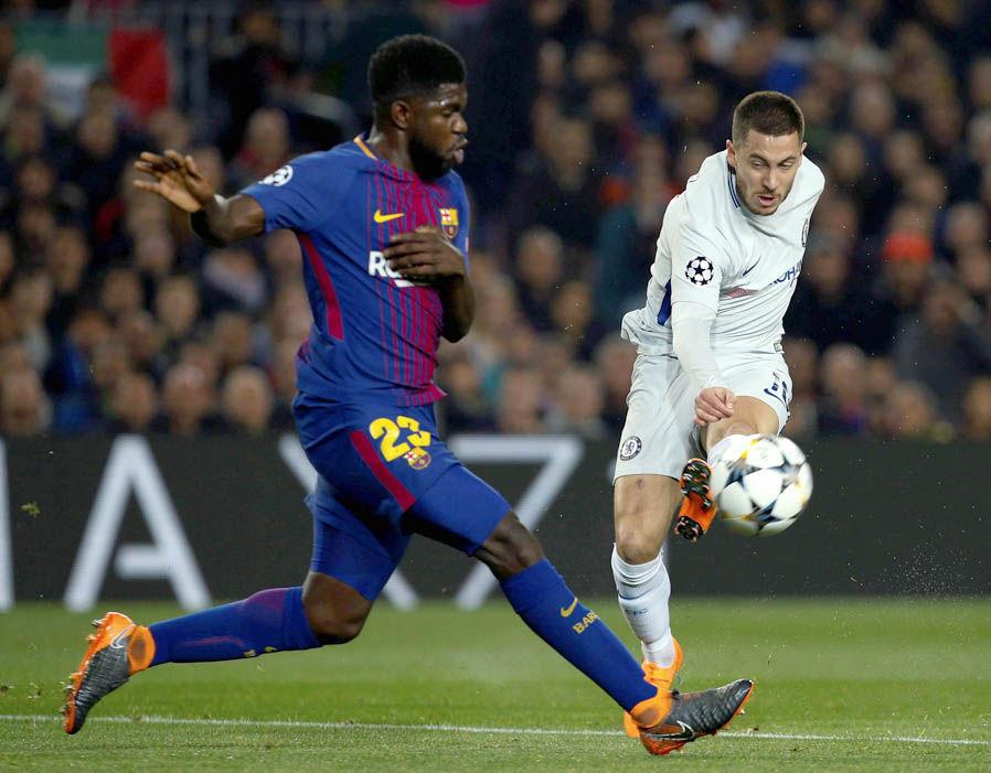 5 điểm nhấn Barcelona 3-0 Chelsea - Bóng Đá