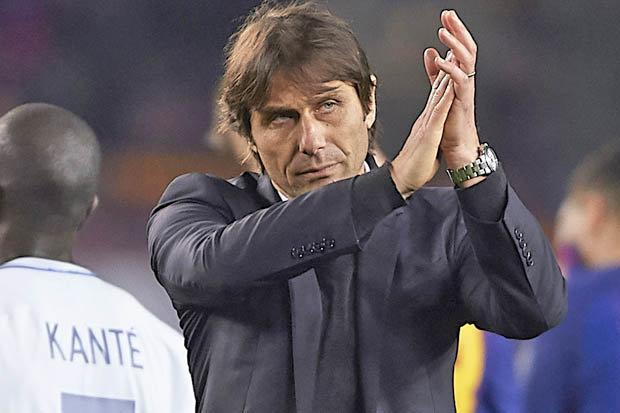 Conte không hối tiếc, hài lòng với thất bại - Bóng Đá