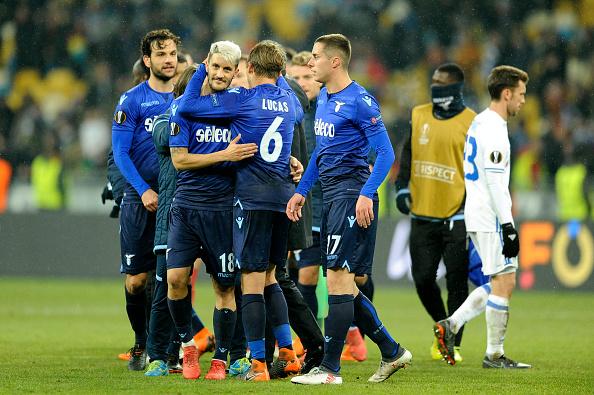 Cựu sao Liverpool tỏa sáng, Lazio xuất sắc vượt ải Dynamo Kiev - Bóng Đá