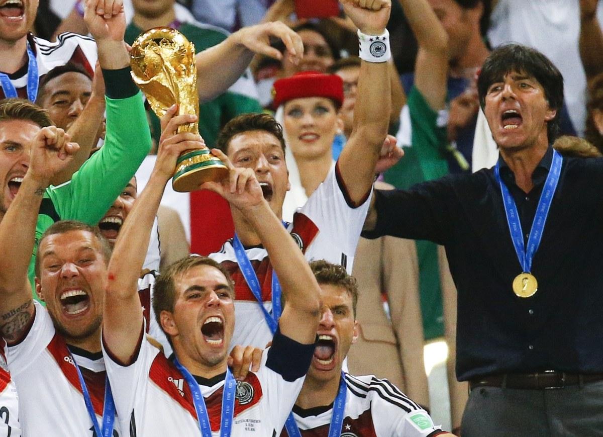 Top 10 cầu thủ ra sân nhiều nhất World Cup: Đức chiếm một nửa - Bóng Đá