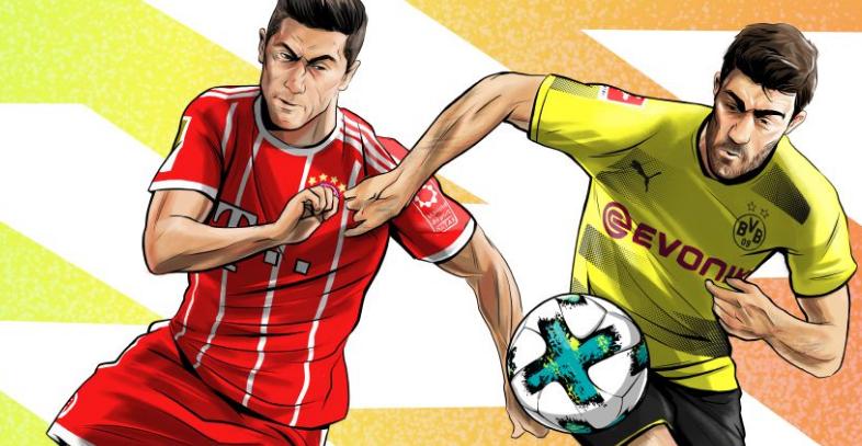 Điểm nóng đại chiến Bayern vs Dortmund