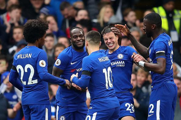 Phung phí cơ hội, Chelsea cay đắng chia điểm tại derby thành London - Bóng Đá