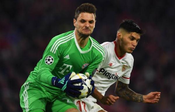 5 điểm nhấn Bayern 0-0 Sevilla - Bóng Đá